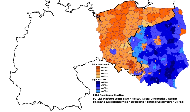 2010 Prsidential Election Poland