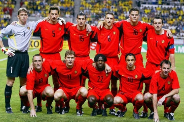 belgium 2002 world cup