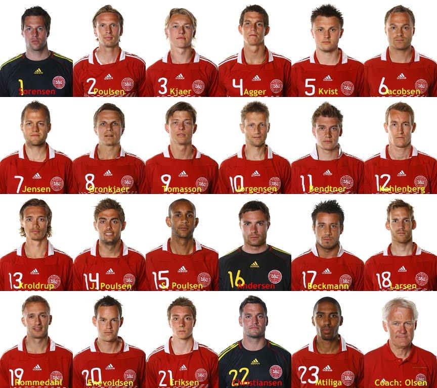 World Cup 2018  Denmark Team  90% White Scandinavian  223e01b89