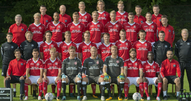 brand new 2ae70 f2116 World Cup 2018] Denmark Team: 90% White/Scandinavian | Hail ...