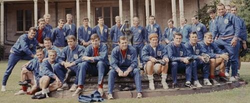 1966 England Squad