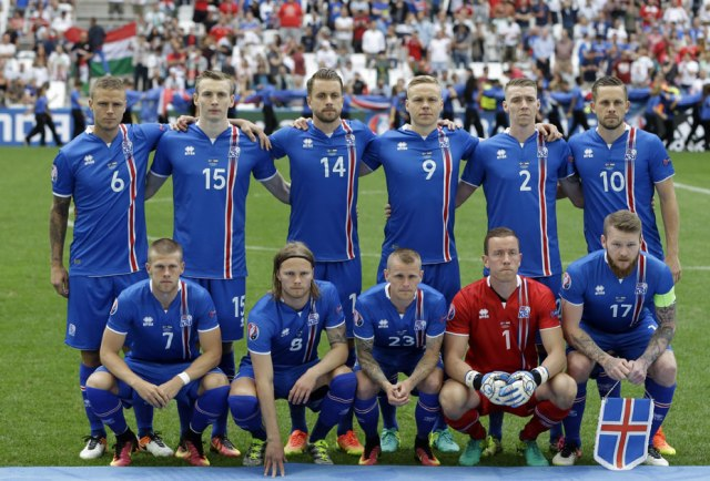 iceland national team 2016
