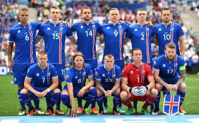 iceland national team 2018