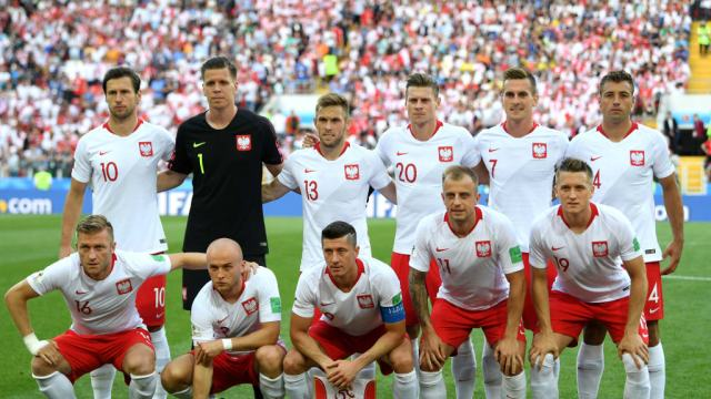 Poland 2018 world cup starting eleven