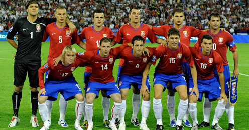 serbia world cup 2010