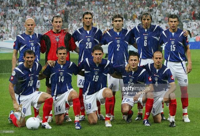 serbia world cup team 2006