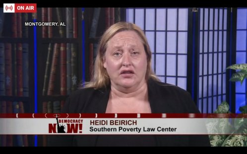 heidi beirich - democracy now